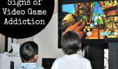 7 signes votre enfant pourrait être accro aux jeux vidéo
