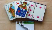 Jeux de cartes pour deux - si vous avez une belle soirée