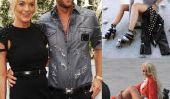 3 semaines de la mode, 10 tenues - Lindsay Lohan lors de la Fashion Week de saut