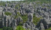 Forêt de pierre de Shilin, Chine