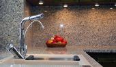 L'approvisionnement en eau dans la cuisine - à noter