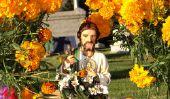 Crânes mexicains - informations intéressantes sur le Dia de los Muertos