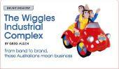 Le complexe industriel Wiggles: De la bande à la marque, ces Australiens signifie entreprise.  Infant l'Industrie de Babble.