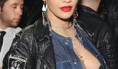 """«Cinquante Shades of Grey"""" Film Cast, Remorque, Nouvelles & Date de sortie: Photo de Rita Ora Comme Mia Gris déçoit fans"""