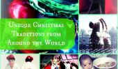 13 étranges, amusants et uniques vacances Traditions du monde entier