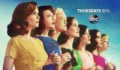 ABC 'The Astronaut Wives Club' Saison 1 Episode 2 spoilers: Louise et Alan célèbrent, Annie fait face à sa caméra Stutter sur [Voir]