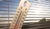Protection thermique pour les fenêtres - les prestations en été et en hiver