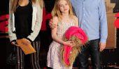 Anais Gallagher et Lily-Rose Depp: les futurs modèles dans la fabrication?  (Photos)