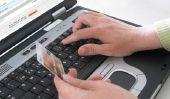 données de compte indiquent - si le font dans un formulaire en ligne