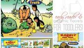 Vendredi Caractéristique: Début de lecture & Graphic Novels pour les bambins