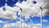 Pourquoi ne jamais tourner toutes les centrales du vent?