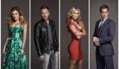 """'Los Miserables """"Cast News: Erik Hayser pourparlers propos de la série, en collaboration avec Aracely Arambula"""