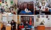 Les bureaucrates du monde entier: la série de photos de Jan Banning