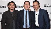 Spoilers «The Walking Dead»: groupe pour aller sur leur «Last Long Trip '[Visualisez]