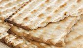 Matzo - découverte du vieux pain de nouveaux endroits