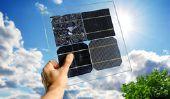 Pourquoi une voiture solaire particulièrement rapide quand le soleil brille?