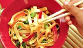 Recettes asiatiques 21 Délicieux Mulan-Inspired