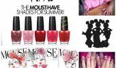 Couture de Minnie: 5 Moust-ont des nuances pour l'été