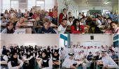 Classes du monde entier par Julian Germain