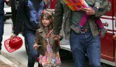 Party Time!  Jessica Alba et Famille Have Fun dans le parc (Photos)