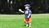 Le gamin qui aime faire du sport