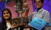 Scripps National Spelling Bee Résultats et gagnants: Tournoi termine Encore une fois Tie