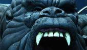 Crâne Île Reign of Kong Date d'ouverture: King Kong activité à venir à Universal Orlando en été 2016