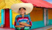 Porter poncho pour le Carnaval - Les clés du succès Mexicains Costume