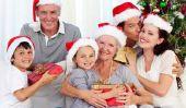 Jeux de Noël pour toute la famille - gère donc la réunion de famille