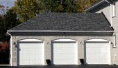 Décoration Garage Door - afin d'embellir votre garage avec des toboggans colorés