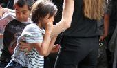 In Touch Weekly demande: Est-ce que Angelina Jolie utilisant ses enfants pour la publicité?  (Photos)