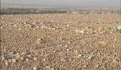 Wadi Al-Salaam: le plus grand cimetière du monde
