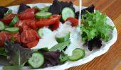 10 pansements pour transformer vos salades d'été en une fête