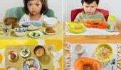 Ce que les enfants du monde entier ont pour le petit déjeuner