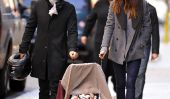 Miranda Kerr et Orlando Bloom promenade avec Flynn à New York (Photos)