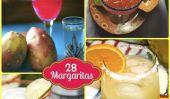 28 des plus uniques Margaritas Tequila ait jamais connu