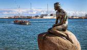 7 célèbres statues inspiré des contes de fées