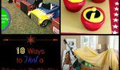 10 façons d'accueillir un Infinity Parti Disney