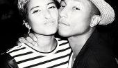 Helen Lasichanh, Pharrell Williams marié: Chanteur Weds Modèle et copine de longue date