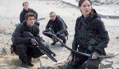 Jennifer Lawrence simplement partagé la première image de Katniss de «Mockingjay - Partie 2 '