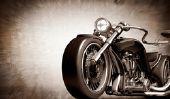 Moto - chrome poli