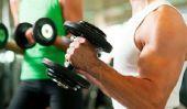 Poids de formation - si vous vous entraînez votre dos