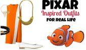 Comment habiller comme Nos personnages Pixar préférés dans la vraie vie!