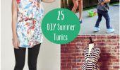 25 Tuniques d'été de bricolage à Point de superposition Maintenant