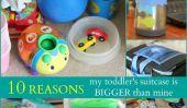 10 raisons pour lesquelles Valise de mon enfant est plus grand que le mien