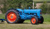 Fordson Dexta - un tracteur très spécial
