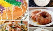 Roi Cake - plus gros mardi Recettes - et des faits amusants!