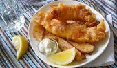 Croustillant maison Fish & Chips