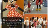 Le Minnie Marche: 10 Photos Heartwarming l'Hôpital pour enfants CHOC