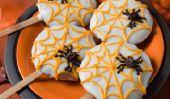 Recettes d'Halloween et Idées Nourriture